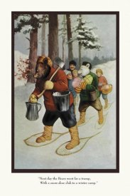 R.K. Culver - Teddy Roosevelt's Bears: The Snow-Shoe Club