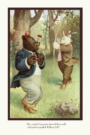 R.K. Culver - Teddy Roosevelt's Bears: William Tell