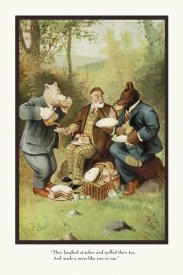 R.K. Culver - Teddy Roosevelt's Bears: Teddy B and Teddy G at a Picnic