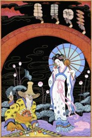 Georges Barbier - China