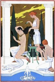 Georges Barbier - Ancient Rome
