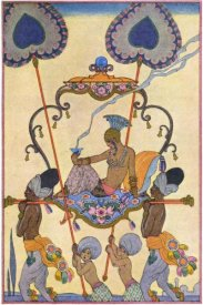 Georges Barbier - India