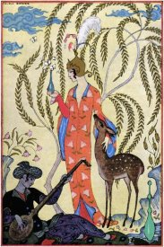 Georges Barbier - Persia