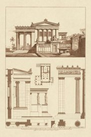 J. Buhlmann - The Erechtheum at Athens