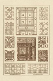 J. Buhlmann - Ceilings with Bays and Mouldings