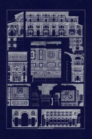 J. Buhlmann - Barrel Vaults of the Renaissance (Blueprint)