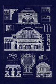 J. Buhlmann - Roman Domical Vaulting (Blueprint)