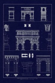 J. Buhlmann - Arches and Arcades (Blueprint)