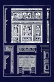 J. Buhlmann - Wall Paintings and Decoration of the Renaissance (Blueprint)