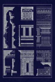 J. Buhlmann - Wall Facing with Wood Paneling (Blueprint)