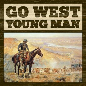 BG.Studio - Western - Go West Young Man