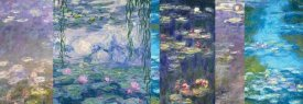 Monet Deco - Waterlilies I