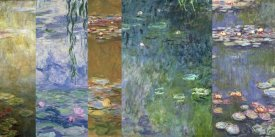 Monet Deco - Waterlilies IV