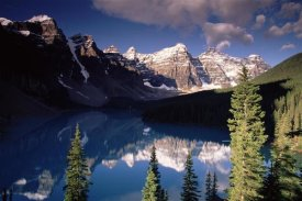 Tim Edwards - Wenkchemna Peaks and Moraine Lake, Valley of the Ten Peaks, Banff National Park, Alberta, Canada