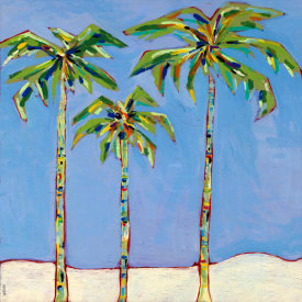 Jan Weiss - So Cal Palm I