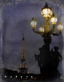 Karen J. Williams - Eiffel at Night
