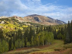 Tim Fitzharris - Ruby Peak near Crested Butte, Colorado