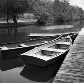 Jo Ann Tooley - Rowboats I