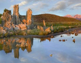 Tim Fitzharris - Tufa at Mono Lake, Sierra Nevada, California