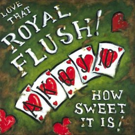 Janet Kruskamp - Royal Flush
