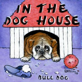 Janet Kruskamp - In the Dog House