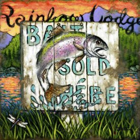 Janet Kruskamp - Bait Sold Here