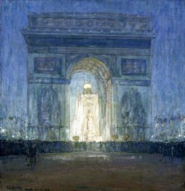 Henry Ossawa Tanner - The Arch, 1919