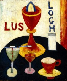 Marsden Hartley - Handsome Drinks, 1916