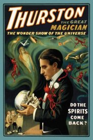 Strobridge - Magicians: Thurston the Great Magician: Do the Spirits Come Back?