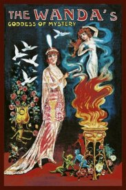 Louis Galice - Magicians: Wanda's Goddess of Mystery