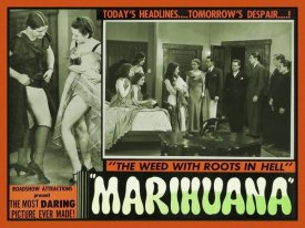 Vintage Vices - Vintage Vices: Marihuana: The Weed With Roots in Hell