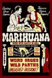 Vintage Vices - Vintage Vices: Marihuana: Weed with Roots in Hell
