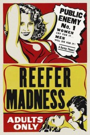 Vintage Vices - Vintage Vices: Reefer Madness