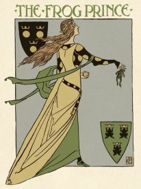 Walter Crane - Frog Prince Title Page