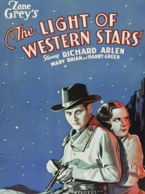 Unknown - Vintage Westerns: Light of the Western Stars