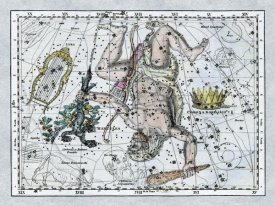 Alexander Jamieson - Maps of the Heavens: Hercules, the Lyre and Corona Borealis