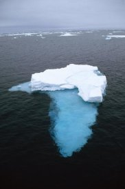 Tui De Roy - Summer pack ice floating in Barents Sea, Norway
