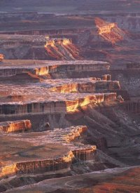 Tim Fitzharris - View from Grandview Point, Canyonlands National Park, Utah