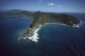 Gerry Ellis - Privateer Point, Virgin Islands National Park, St John Island, US Virgin Islands