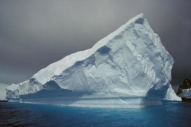 Gerry Ellis - Weathered iceberg in Bransfield Strait, Antarctic Peninsula, Antarctica