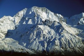 Colin Monteath - Mt Cook eastern side in winter, Mt Cook NP, New Zealand