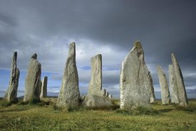 Colin Monteath - Callanish standing stones, Isle of Lewis, Outer Hebrides Islands, Scotland