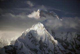 Ned Norton - Masherbrum (K1) , Karakoram Mountains, Pakistan