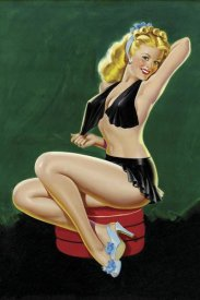 Peter Driben - Mid-Century Pin-Ups - Beauty Parade - Uncovering Beauty