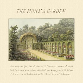 Humphry Repton - The Monk's Garden, 1813