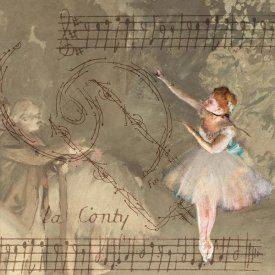 BG.Studio - Degas Dancers Collage 1