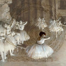 BG.Studio - Degas Dancers Collage 2