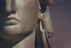 Ruffin Cooper - Quarter Face (Statue of Liberty), 1979