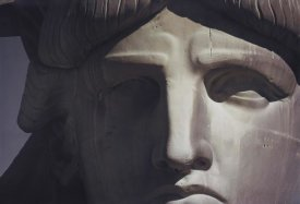 Ruffin Cooper - Face (Statue of Liberty), 1979