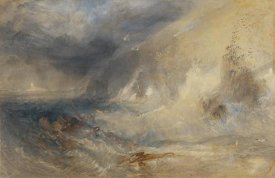 Joseph Mallord William Turner - Long Ship's Lighthouse, Land's End